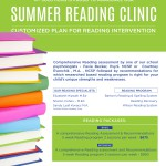 Helping Children Love To Read: Summer Reading Clinic