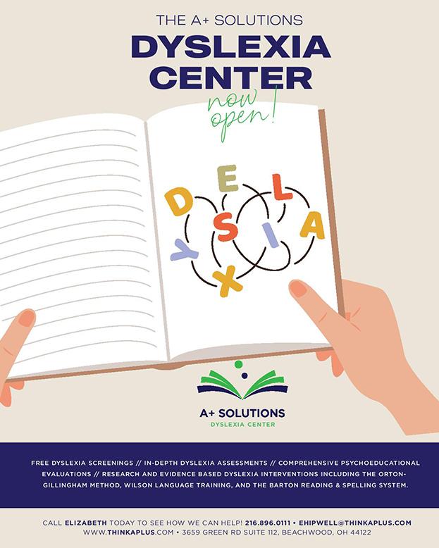Dyslexia Center Flyer